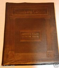 Vintage Stromberg-Carlson RADIO Authorized Dealer's Repair Manual 1927 CD .pdf