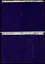 Mercedes O 405 N _ NEW _ Chassis _ 1997 _ SPARE PARTS CATALOG _ MICROFICHE _ Fich _ CATALOG