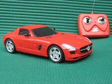 MODELLINO AUTO SCALA RADIOCOMANDO 1:20 Mercedes SY323-1 Batterie ricaricabili R
