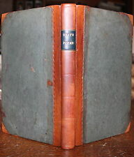 1786 The Poems of Mr Gray Notes Wakefield Poetry Ode to Eton College Adversity