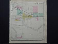 Wisconsin, Sauk County Maps, 1906, City of North Freedom