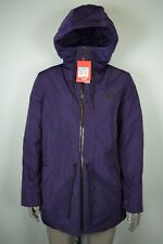 NWT $320 Womens Nike NSW Down Fill Parka Purple sz M 805080 524 Jacket Coat