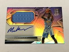 2016-17 Spectra Malik Beasley Rookie Patch Autograph RPA RC Auto #d /300 Nuggets