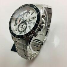 Men's Casio Edifice Chronograph Steel Watch EFV550D-7AV EFV-550D-7A