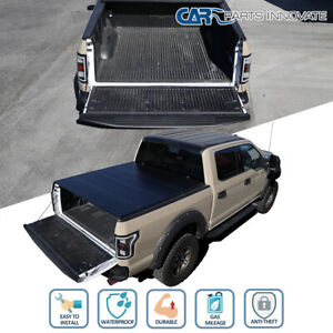 """For 00-06 Toyota Tundra Pickup 6.5FT 78"""" Short Bed Hard Quad Fold Tonneau Cover"""