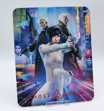 GHOST IN THE SHELL - Glossy Bluray Steelbook Magnet Cover (NOT LENTICULAR)