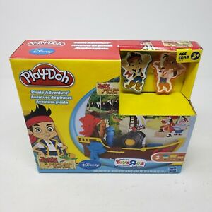 Disney Play-doh Jake and Never Land Pirates Adventure Ship Toys R Us Exclusive