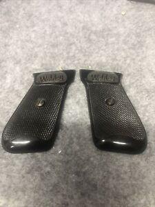 Webley Junior Pistol Grips