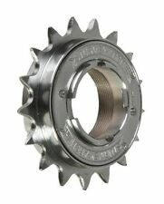 NEW Sturmey Archer Chrome Plated Single Speed Freewheel Cog 1/2 x 3/32