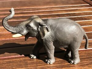 Schleich Asian Indian Adult Male Elephant - Wild Life, Zoo Animal - Vintage1997