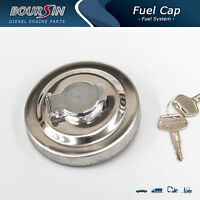 Excavator Fuel Cap & Key For Komatsu PC200-2 PC200-3 PC200-5 PC200-6