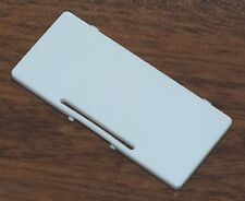 *Replacement White Battery Cover / Door* For iWorld Speaker System! *COVER ONLY*