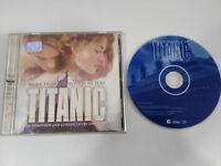 TITANIC SOUNDTRACK OST CD JAMES HORNER CELINE DION 1998