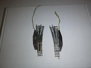 Trix E - Weichen, 2 Stück, Spur N