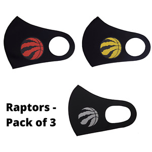 Toronto Raptors Face Mask, Reusable, breathable, washable face mask