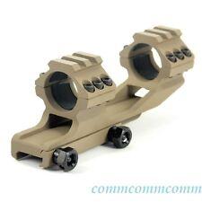 "1"" inch Scope Rings Cantilever Mount Dark Earth PEPR Burris Nikon Leupold Vortex"