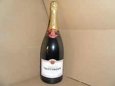 TAITTINGER-Champagne Ex-display Empty Canette 3-litres France, factice bottle