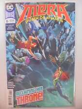 Mera: Queen of Atlantis #6 DC NM Comics Book