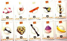 NEW! Despicable Me 2 Minions Minion BATTLE PODS Mission 10 Cards Game Card!