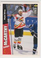 1996-1997 Upper Deck Collector's Choice #43 Sandy McCarthy Calgary Flames