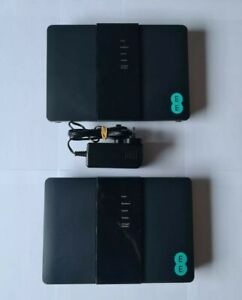 EE Bright Box 2 wireless router x2 with x1 Plug internet WiFi