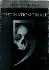 """DESTINATION FINALE 5"" BLU RAY + DVD      NEUF SOUS BLISTER"