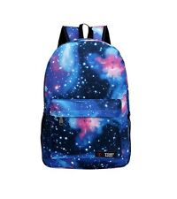 Galaxy backpack unisex school and travel bag NEW FREE NEXT DAY DELIVERY