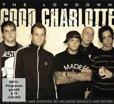 CD de musique rock punk, sur coffret
