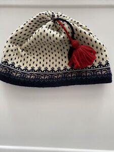 Dale of Norway Wool Beanie Hat size  S