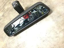 BMW 1 3 5 7 X1 X3 X5 X6'ies REARVIEW REAR VIEW MIRROR LED DIM AUTOMATIC DIMMING