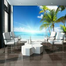 Fototapete Tapete Wandbild Vlies F320046_VE Photo Wallpaper Mural Sonniger Stran