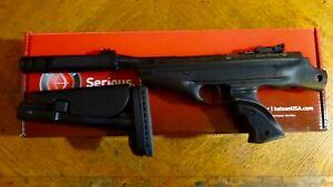 Hatsan 25 Supertact  QE break barrel air rifle .177 NEEDS TRIGGER ADJUSTMENT