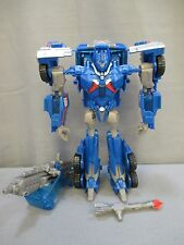 """Transformers Prime """"ULTRA MAGNUS"""" 100% complete C9+ condition 2014 Beast Hunters"""