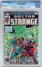 Doctor Strange #37 (Oct 1979, Marvel) CGC 9.8 NM/MT Dweller-in-Darkness - WHITE