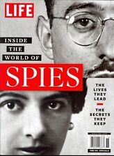 CLEARANCE! Life Books Inside The World Of Spies The Lives They Lead