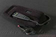 orig BMW 7er E65 E66 Telefon hinten Bedienhörer Fond inkl. Steuergerät + Konsole