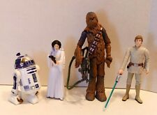 Star Wars Early Bird Figures R2-D2, PRINCESS LEIA, CHEWBACCA and LUKE SKYWALKER!