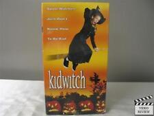 Kidwitch VHS Russ Tamblyn, Michael Bauer, Ted Monte, Vanessa Koman; Stewart