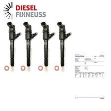 4 x Injektor Bosch 0445110183 Fiat 1.3 Multijet 1.3 D Multijet Opel 1.3 CDTI
