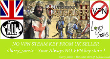Stronghold Crusader 2  Steam key NO VPN Region Free UK Seller