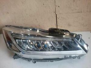 Passenger Headlight Market Sedan LED US Built Fits 16-17 ACCORD 24363