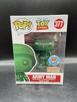 Funko Pop! TOY STORY #377 Army Man BoxLunch Exclusive B