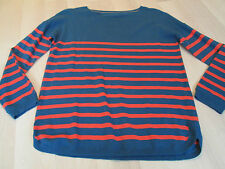 Cashmere 3/4 Sleeve Striped Jumpers & Cardigans for Women