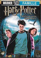 2 DVD ZONE 2--HARRY POTTER 3 - LE PRISONNIER D'AZKABAN--RADCLIFFE--NEUF