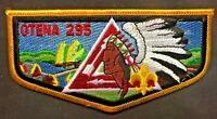 MERGED OTENA OA LODGE 295 BSA COMANCHE TRAIL COUNCIL 330 561 TX VIGIL FLAP TOUGH