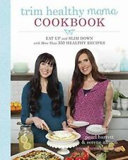 Trim Healthy Mama Cookbook by Pearl Barrett and Serene Allison (2015, Paperback)