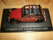 Altaya  1/43  Citroen 2CV Charleston 1982            MIB (13/062)