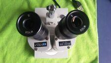 Meiji Labax Microscope Model TS 18121 Made In Japan !USA Seller!
