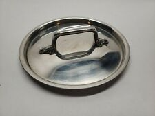 """All-Clad Stainless 6"""" Lid for D5 and Copper Core 1.5-qt and 2 qt Sauce Pans"""