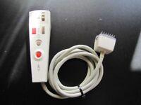 ACKERMANN Bettbediengerät / Ruftaster für Krankenbett